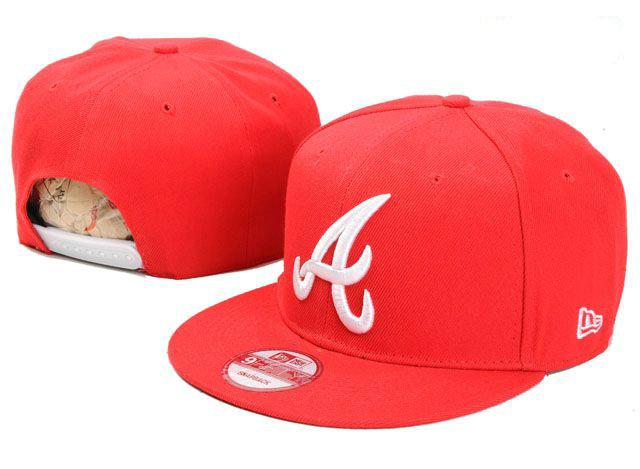 f07db89670e MLB Atlanta Braves Snapback Hat NU01  ing 0001  -  18.00   Cheap ...