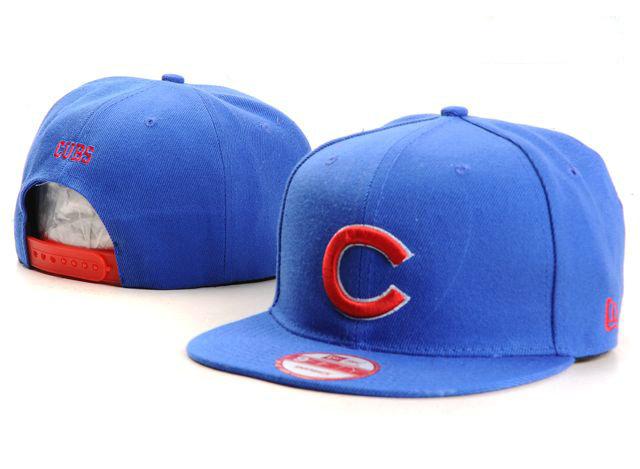 MLB Chicago Cubs Snapback Hat NU01  ing 0039  -  18.00   Cheap ... fab16b5c7c7