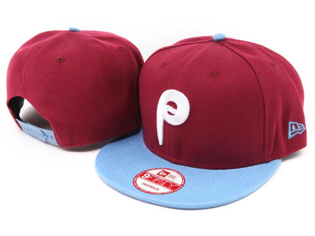 MLB Philadelphia Phillies Snapback Hat NU05  ing 0201  -  18.00 ... af2bc2b49dd6