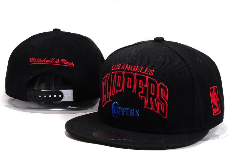 9895f260bba NBA Los Angeles Clippers MN Acid Wash Denim Snapback Hat  16  ing9 ...