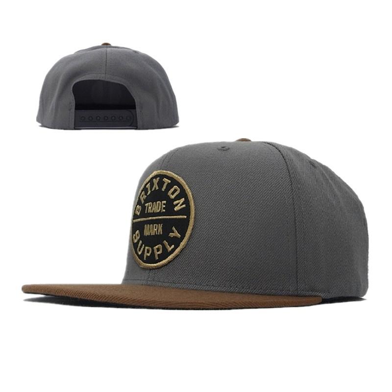 ... ireland brown 159 brixton snapback hat id02 8aab8 00d68 ... ae22dc36c41b