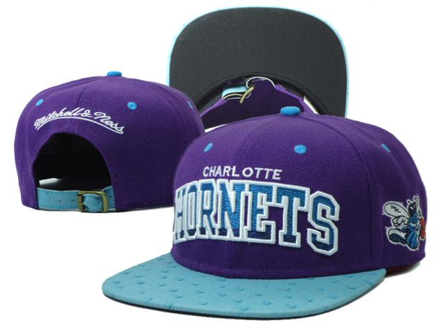 0de3216772b NBA New Orleans Hornets MN Strapback Hat  19  ing7.08 036  -  10.00 ...