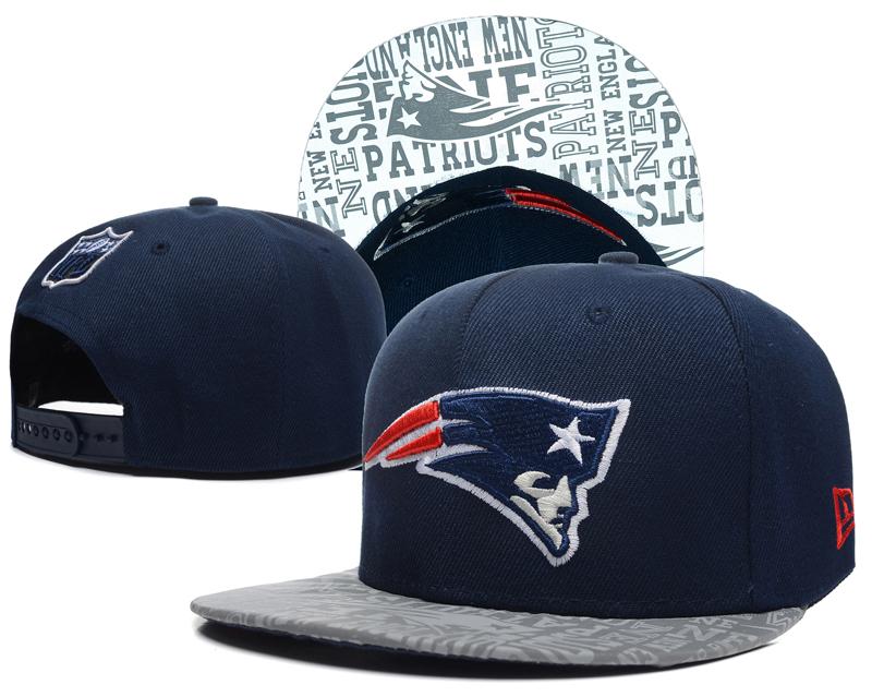 f6cc2dd4c6d53 NFL New England Patriots NE Snapback Hat  44  ing1406.11 169 ...