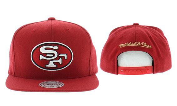 10ee58312529e NFL San Francisco 49ers M N Snapback Hat NU13  ing 0779  -  18.00 ...