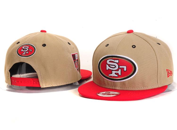 NFL San Francisco 49ers Snapback Hat NU05  ing 0862  -  8.00   Cheap ... 9994e6dfe97b