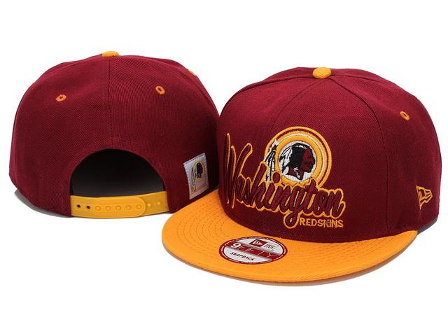 NFL Washington Redskins Snapback Hat NU01  ing 0869  -  18.00 ... 490c362375d
