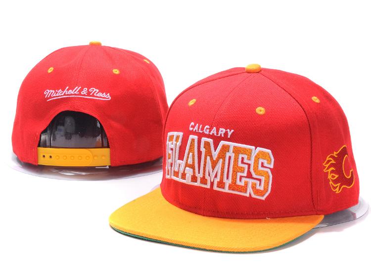 4df1d9f6284 NHL Calgary Flames MN Snapback Hat  01  ing5.6 148  -  18.00   Cheap ...