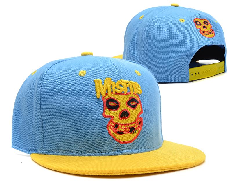 Trukfit Hats Blue