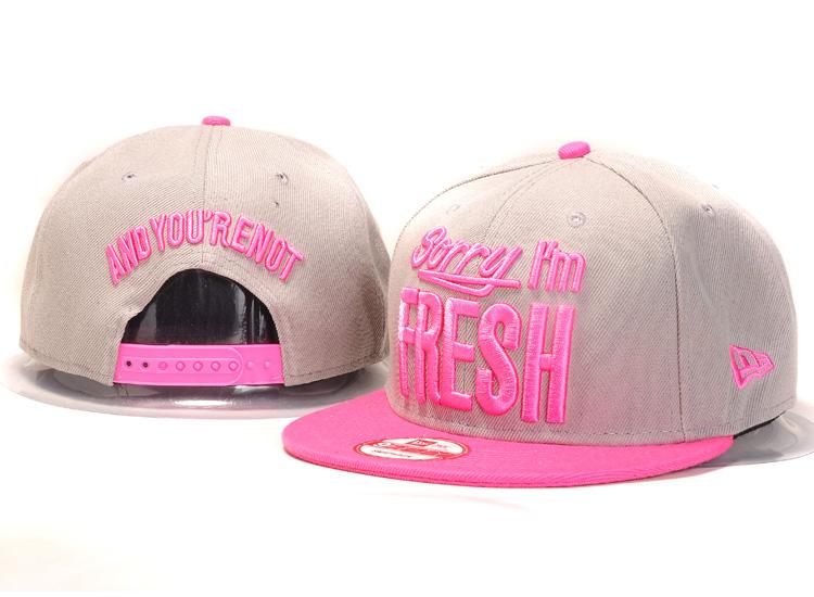 Sorry I Am Fresh Snapback Hat  23  ing11.13 054  -  8.00   Cheap ... 72654061178