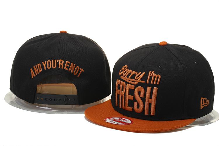 Sorry I Am Fresh Snapback Hat  35  ing1411.21 231  -  20.00   Cheap ... a700700b264