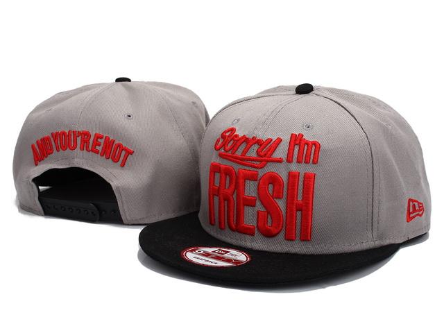 Sorry I Am Fresh Snapback Hat  20  ing5.6 069  -  18.00   Cheap ... 0e9c2da2b8b