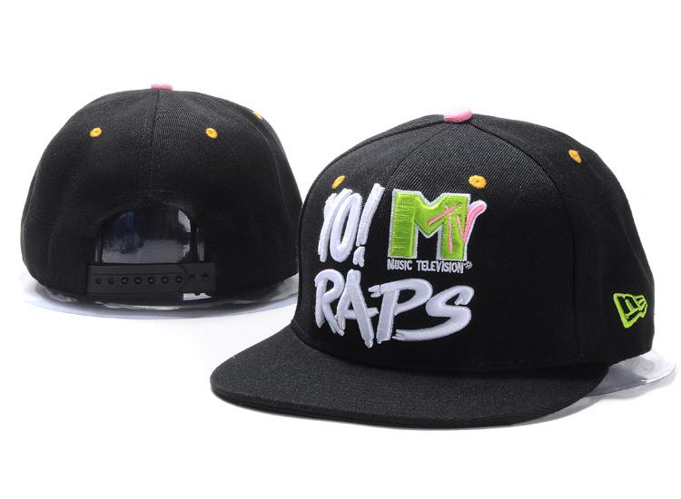 MTV Collaboration Yo Raps Snapback Hat  01  ing5.6 118  -  18.00 ... bd06ca63cc17