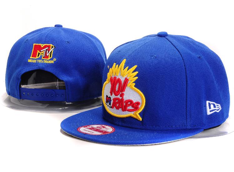 MTV Collaboration Yo Raps Snapback Hat  11  ing7.08 008  -  18.00 ... e6ce264efe4c